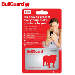 BullGuard Mobile Internet Security 10: Antivirus, Firewall 1y