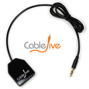 CableJive DockBoss Smart Audio Input Adapter for Apple 30 Pin Docks