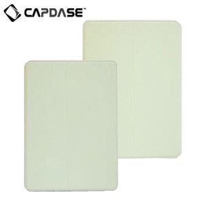 Capdase FlipJacket Case for Galaxy Note 10.1 2014 - White