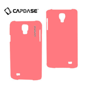 Capdase Karapace Touch Case for Samsung Galaxy S4 Active - Pink
