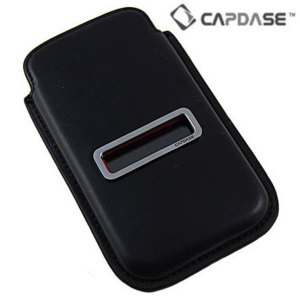 Capdase Smart Pocket - HTC Sensation / Sensation XE - Black Red