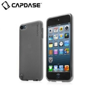 Capdase Soft Jacket 2 Xpose for iPod Touch 5G - Black
