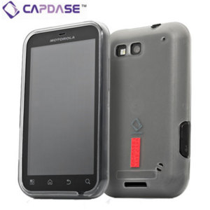 Capdase Soft Jacket 2 Xpose - Motorola DEFY - Black
