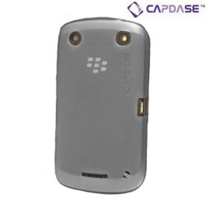Capdase Soft Jacket Xpose - BlackBerry Curve 9380 - Smoke Black