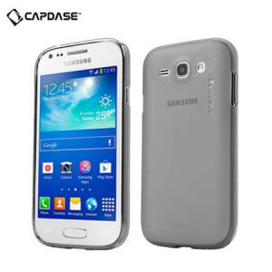 Capdase Soft Jacket Xpose for Samsung Galaxy Ace 3 - Tinted Black