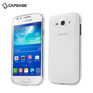 Capdase Soft Jacket Xpose for Samsung Galaxy Ace 3 - Tinted White