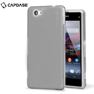 Capdase Sony Xperia Z1 Compact Soft Jacket Xpose - Tinted Black