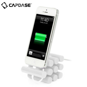Capdase Versa Stand Apple iPhone and iPod Dock - White
