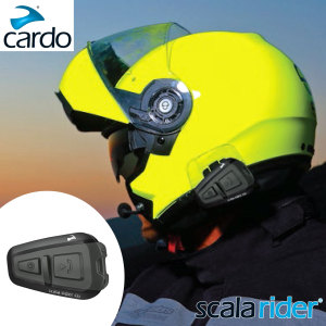 Cardo Scala Rider Qz Motorcycle Bluetooth Hands-free Kit