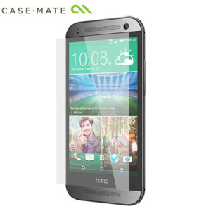 Case-Mate 2 Pack HTC One Mini 2 Screen Protector