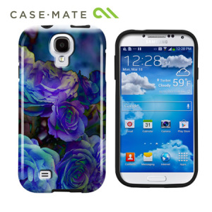 Case-Mate Amy Sia Midnight Roses Case For Samsung Galaxy S4