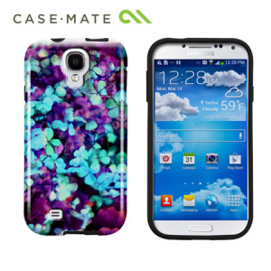 Case-Mate Amy Sia Midnight Secret Garden Case For Samsung Galaxy S4