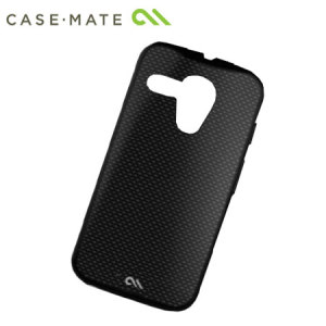 Case-Mate Barely There Carbon Case for Moto DVX - Black