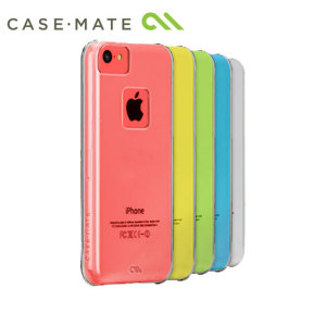 Case-Mate Barely There Case for iPhone 5C - Clear