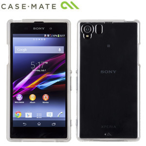 Case-Mate Barely There Case for Sony Xperia Z1 Compact - Clear
