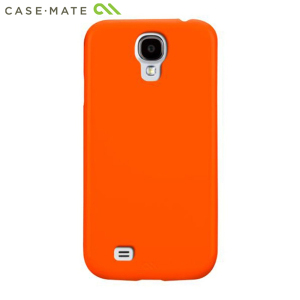 Case-mate Barely There Cases for Samsung Galaxy S4 - Electric Orange