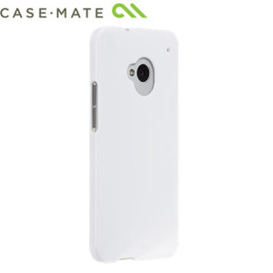 Case-Mate Barely There for HTC One 2013 - White
