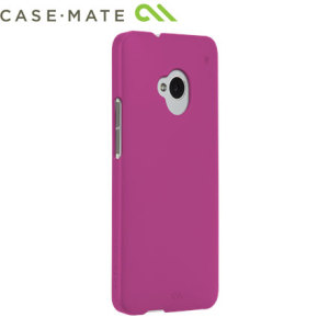 Case-Mate Barely There for HTC One M7 - Pink
