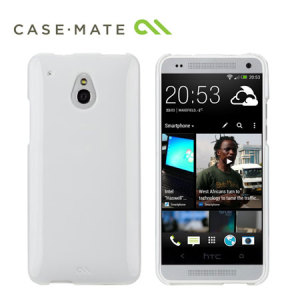 Case-Mate Barely There for HTC One Mini - White