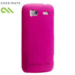 Case-Mate Barely There for HTC Sensation / Sensation XE - Pink Rubber
