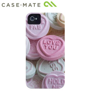 Case-Mate Barely There for iPhone 4 / 4S - Sweetheart