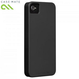 Case-Mate Barely There For iPhone 4S / 4 - Black