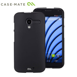 Case-Mate Barely There for Moto DVX - Black