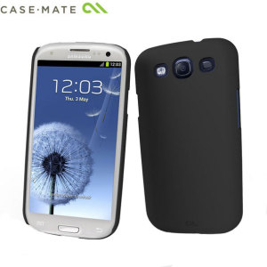 Case-Mate Barely There for Samsung Galaxy S3 i9300 - Black