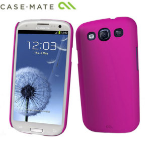 Case-Mate Barely There for Samsung Galaxy S3 i9300 - Pink