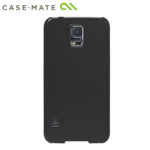 Case-Mate Barely There for Samsung Galaxy S5 - Black