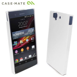 Case-Mate Barely There for Sony Xperia Z - White