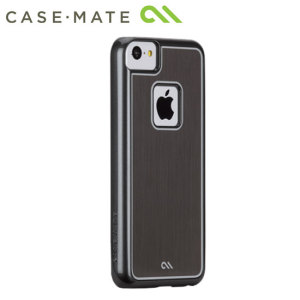 Case-Mate Barely There Sleek Case for iPhone 5C - Silver