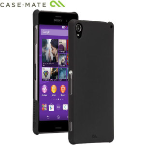Case-Mate Barely There Sony Xperia Z3 Case - Black