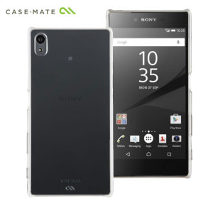 Case-Mate Barely There Sony Xperia Z5 Case - Clear