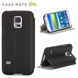 Case-Mate Galaxy S5 Mini Slim Folio Case - Black