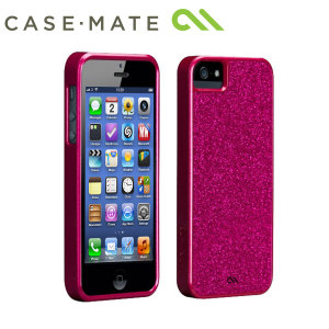 Case-Mate Glimmer for iPhone 5/5S - Pink