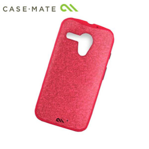 Case-Mate Glimmer for Moto DVX - Pink