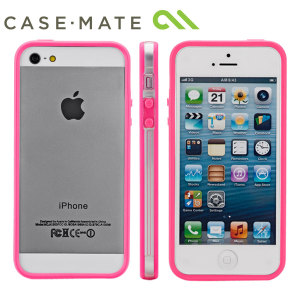 Case-Mate Hula Bumper for iPhone 5S/5 - Pink