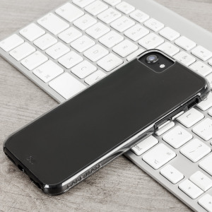 Case-Mate iPhone 7 Naked Tough Case - Smoke Grey