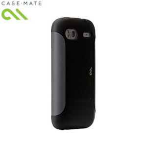 Case-Mate Pop For HTC Sensation / Sensation XE - Black/Grey