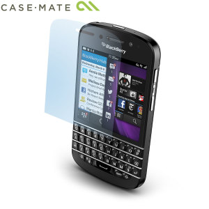 Case-Mate Screen Protector - BlackBerry Q10