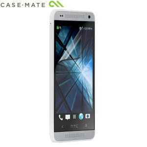 Case-Mate Screen Protector for HTC One Mini - Twin Pack