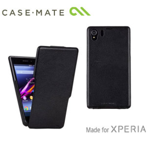 Case-Mate Signature Case for Sony Xperia Z1 - Black