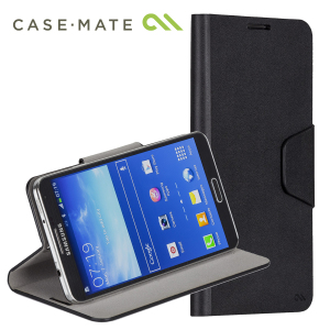 Case-Mate Slim Folio Case for Samsung Galaxy Note 3 - Black