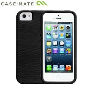 Case-Mate Tough Case for iPhone 5S / 5 - Black