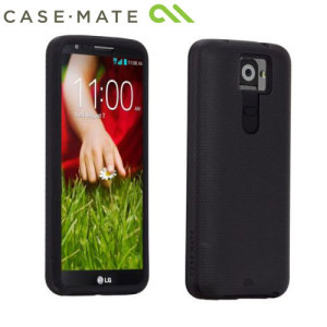 Case-Mate Tough Case for LG G2 - Black