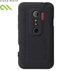 Case-Mate Tough Case - HTC EVO 3D - Black