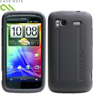 Case-Mate Tough Case - HTC Sensation / Sensation XE - Black