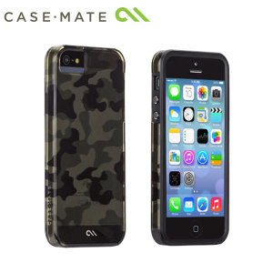 Case-Mate Urban Camo for iPhone 5S/5 - Camo