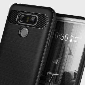 Caseology Vault Series LG G6 Case - Matte Black
